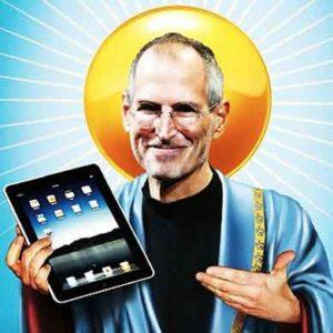 Saint Steve Jobs